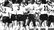 Jubel und Jammer, Triumph und Tragik: Die deutschen WM-Halbfinals