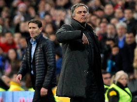 Guter Coach, begnadeter Provokateur: Jose Mourinho, noch in Diensten von Real Madrid.