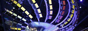 Vom Smart TV bis zum Roboter-Auto: Las Vegas zeigt die Zukunft