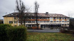 """""""Dr. Frankenstein"""" assistierte auch an der Schlossbergklinik in Bad Laasphe."""