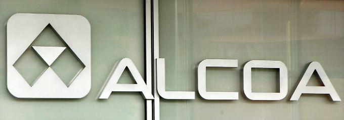 Alcoa eröffnet traditionell die Berichtssaison.