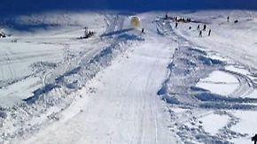 Tragischer Zorbing-Unfall: Extremsport-Abenteuer endet tödlich