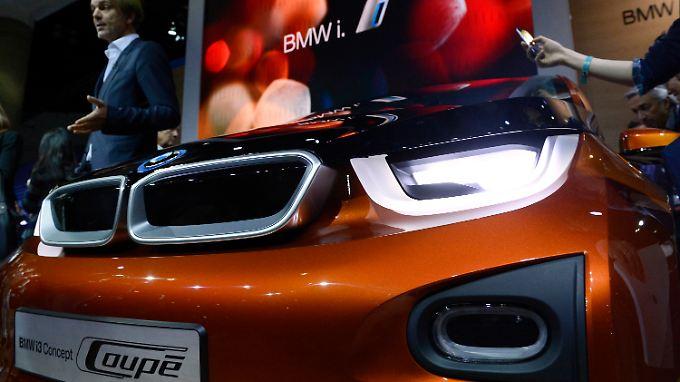 Noch ein Conceptcar: BMW i3