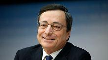 Locker bis Ende 2017: Draghi lässt Dax-Anleger nicht hängen