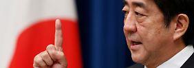 Japans Börse im Aufwind: Abe macht Tokio Beine
