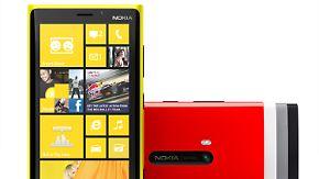 Comeback dank Lumia: Nokia auf dem Weg der Besserung