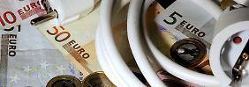 Viel teurer geworden: Ein durchschnittlicher Haushalt muss nun jährlich 112 Euro mehr für Strom bezahlen.
