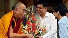 Nobelpreisträger, Idol und stete Provokation: Der Dalai Lama