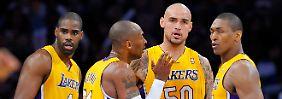 Pleitenserie frustriert NBA-Topklub: Lakers vergraulen selbst Edelfans