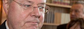 Wahlkampfthema für Steinbrück: SPD will Steuersünder jagen