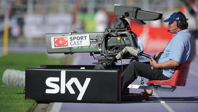 Entspannt ins Jahr 2013: Sky Deutschland hat zwar viel vor, aber auch einen potenten Inhaber.