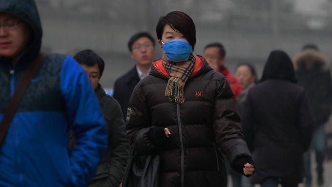 Die Luftverschmutzung in Peking treibt den Palladium-Preis.