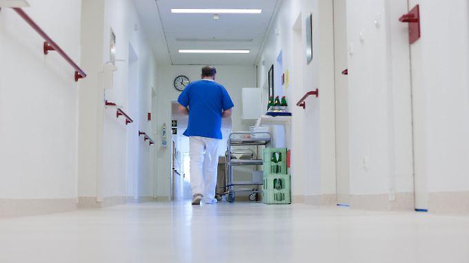 Über die Finanzierungsmodelle für Krankenhäuser gibt es stark unterschiedliche Auffassungen.