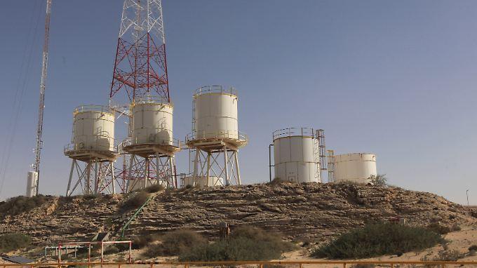 Der Zueitina Öl-Terminal in Zueitina, 120 km westlich von Benghazi in Libyen, soll in den kommenden Tagen den Betrieb wieder aufnehmen.