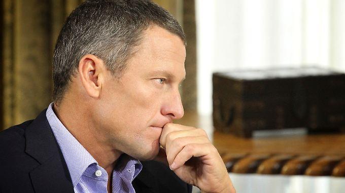 Lance Armstrong legte ein Geständnis ab.