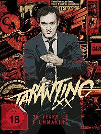 """Die Box """"Tarantino XX"""" ist als DVD und Blu-ray erschienen."""