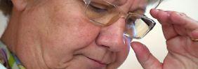 Schavan blickt bang nach Düsseldorf: Warum Merkel zittern muss