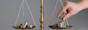 Die Balance stimmt nicht mehr: Nur noch Bayern, Baden-Württemberg und Hessen zahlen in den Länderfinanzausgleich ein.