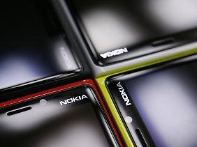 Sparen ist bei derzeit Nokia die Devise.