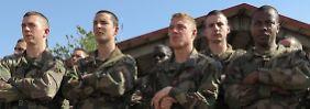 Frankreich hat bislang 1400 Soldaten nach Mali entsandt.