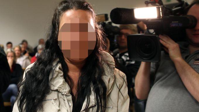 Die Angeklagte belog ihren Lebenspartner - und auch sich selbst.
