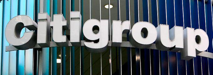 Citigroup-Gewinn klettert, hätte aber laut Analysten noch höher ausfallen müssen.