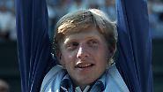 Der berühmteste Leimener: Vor 25 Jahren siegte Boris Becker in Wimbledon