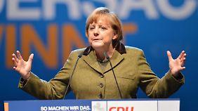 Endspurt in Niedersachsen: Polit-Prominenz hilft Kandidaten