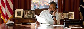 Warum Obama in die Geschichtsbücher eingehen wird: Der Messias des Wandels