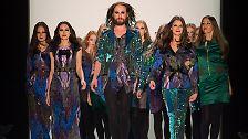Anything goes: Fashionweek - Blick zurück nach vorn