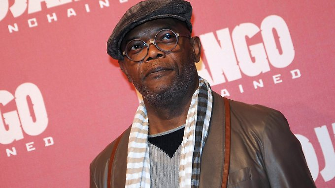 """""""Django Unchained"""" ist der neueste Film, in dem Jackson zu sehen ist."""