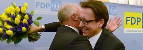 Liberales Wunder: FDP ist Überraschungssieger