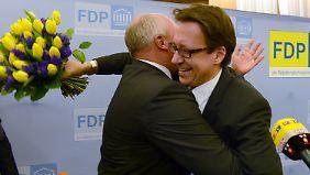 Landtagswahl in Niedersachsen: FDP ist Überraschungssieger