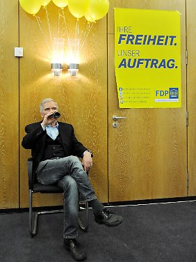 Vielleicht bringt das Wahlergebnis der FDP eine Verschnaufpause.