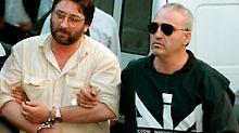 """""""Sandokan"""", der Vater von Carmine Schiavone, verbüßt seit 1998 eine lebenslange Haftstrafe."""