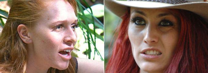 Georgina Fleur und Fiona Erdmann: keine Liebe fürs Leben.