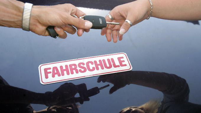 Am höchsten ist die Durchfallquote in Sachsen-Anhalt.