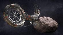 Rohstoffe aus dem Weltall: Asteroid Mining - die Zukunft des Bergbaus?