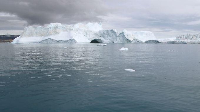 Grönland hat bereits eine Warmzeit überstanden.