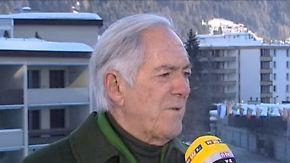 """Roland Berger im n-tv Interview: """"Japan ist großer Risikoort"""""""