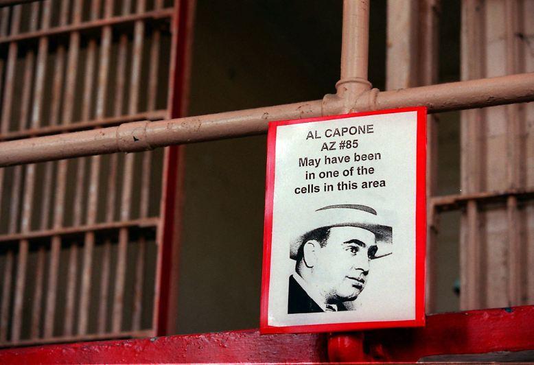 "Alphonse ""Scarface"" Capone, ..."