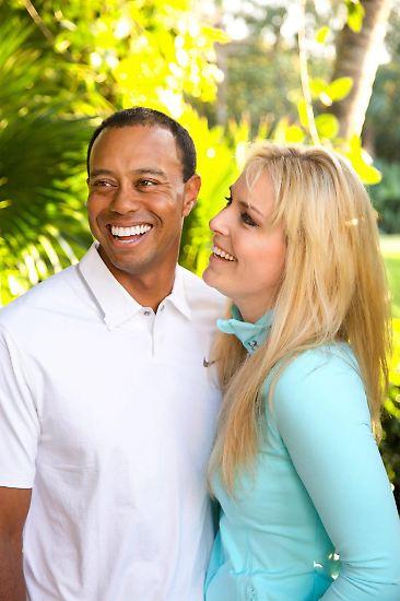 Sind sie nicht süß? Lindsey Vonn und Tiger Woods sind ein Paar. Das gaben die beiden jetzt bekannt. Die Skirennfahrerin und die Golflegende also. Ob das passt ...