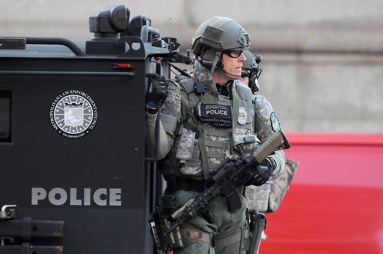 Die USA sind nach den Anschlägen in Alarmbereitschaft.
