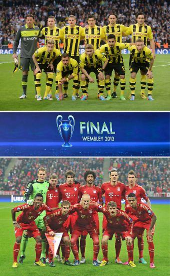 Das deutsche Traumfinale ist perfekt