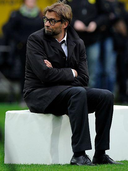 Jürgen Klopp, Liebling aller Dortmunder.