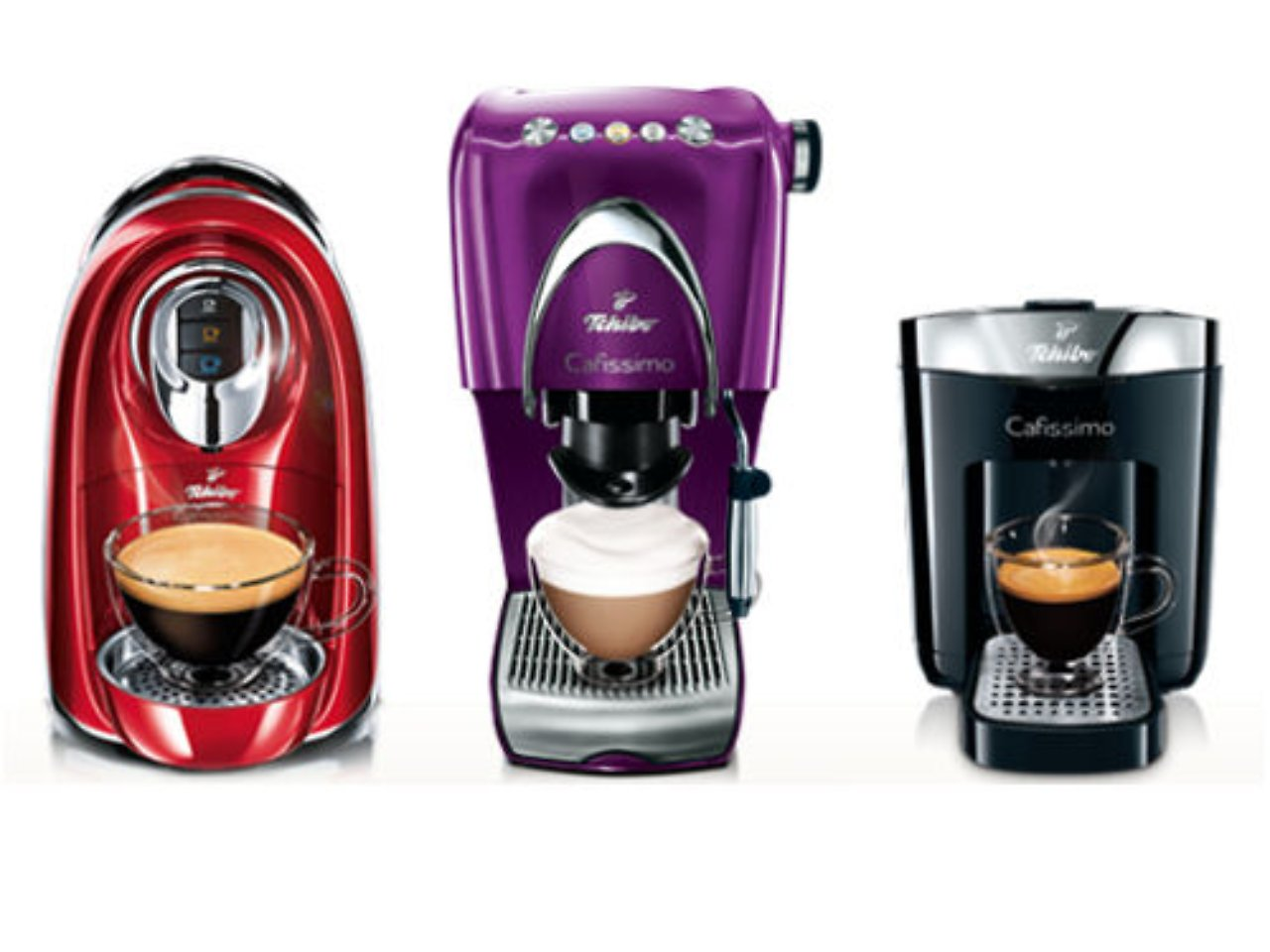 kapselkaffee was sonst tchibo kooperiert mit saeco n. Black Bedroom Furniture Sets. Home Design Ideas