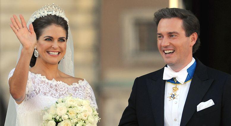 Diese Braut sieht offenbar einfach zu appetitlich aus.