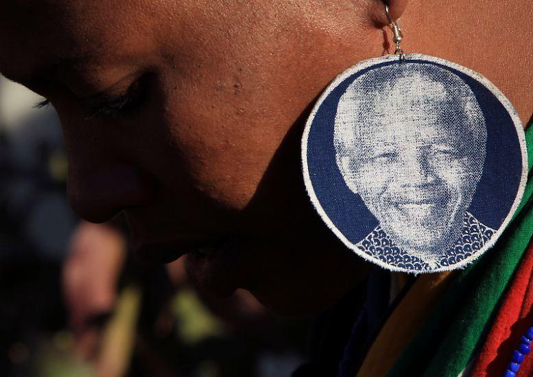 Es sind schwere Tage für die Menschen in Südafrika.