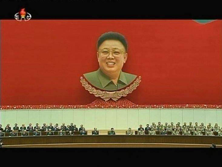 Vor zwei Jahren starb der nordkoreanische Diktator Kim Jong-Il.