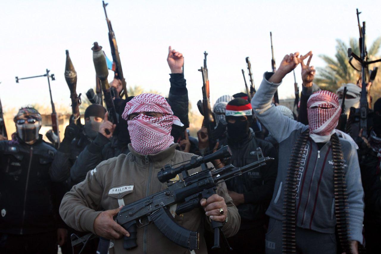 Irak Sunniten